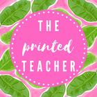 The Printed Teacher