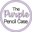 The PURPLE Pencil Case