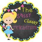 The Sassy Classy Teacherista