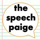 The Speech Paige