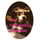 The storytelling schnauzer