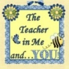 The Teacher in Me