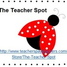 The Teacher Spot