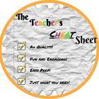 The Teacher's Cheat Sheet