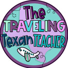 The Traveling Texan - Allison Harrington