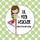 The Yogi Teacher