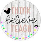 Think Believe Teach