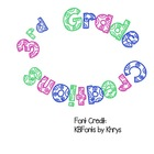 Third Grade Creations
