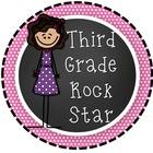 Third Grade Rock Star