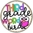 Third Grade Word Bird