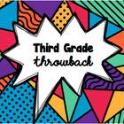 ThirdGradeThrowback