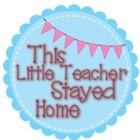 This Little Teacher Stayed Home