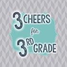 Three Cheers for Third Grade