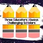 Three Educators Always Challenging ScHolars