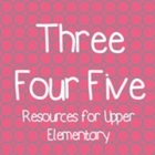 Three Four Five