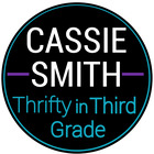 Thrifty in Third Grade by Cassie Smith