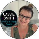 Thrifty in Third Grade by Cassie Smith