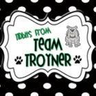 Tidbits from Team Troyner