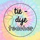 Tie Dye Teacher