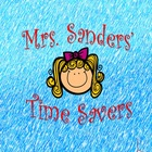 Time Savers by Mrs Sanders
