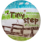 Tiny step in French