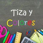 Tiza y colores