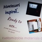 TLC Montessori Materials and more