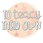 To Teach Their Own - Co
