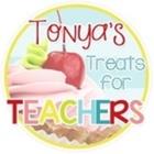 Tonyas Treats for Teachers