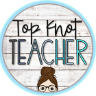 Top Knot Designs by a Top Knot Teacher