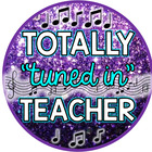 Totally tuned in Teacher