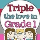 Triple the Love in Grade 1