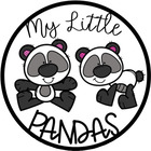 Two Asian Pandas