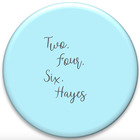 Two Four Six Hayes