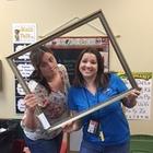 Two Framed Teachers