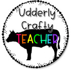 Udderly Crafty Teacher