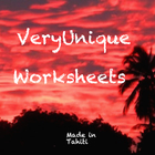 VeryUnique Worksheets