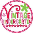 Vintage Kindergarten