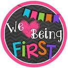 We Heart Being First