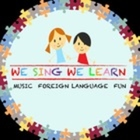 We Sing We Learn Chinese