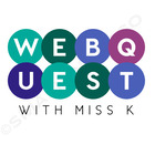 Webquest with Miss K