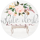 White Desk Design