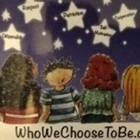 WHO WE CHOOSE TO BE Character Ed