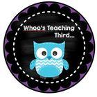 Whoo's Teaching Third