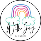 With Joy by Andrea