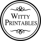 WittysPrintables