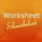 Worksheet Shmirksheet