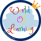 World Of Learning by Rossana Kay