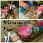Worms Eye View