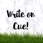 Write on Cue